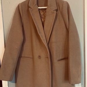 Boyfriend coat,  trench coat,